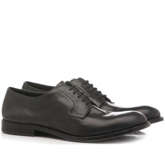 Pawelk's Men's Classic Shoes Black 19004