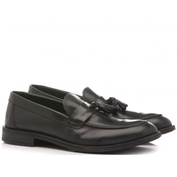 Pawelk's Men's Shoes Loafers 19019/NF