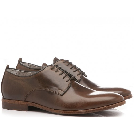 Luca Rossi Men's Classic Shoes Brown 5780