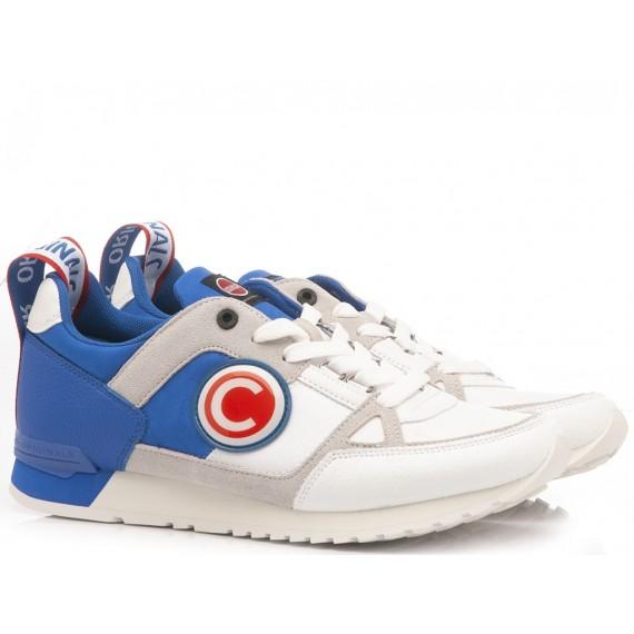 Colmar Uomo Sneakers Travis Colors Beige-Oliva 005