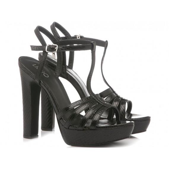 Liu.Jo Women's Sandals Eranthe 07 Black