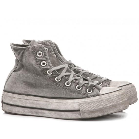 Converse All Star Sneakers Alte Donna CTAS HI Lift Canvas Ltd 563113C