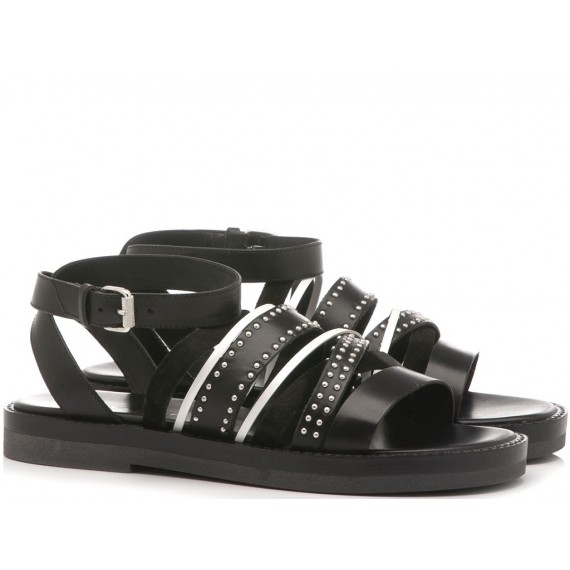 Janet & Janet Women's Sandals Leather Dafne 43009