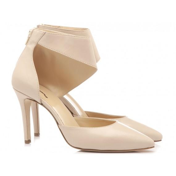 What For Women's Shoes Decollete Nude DE1150