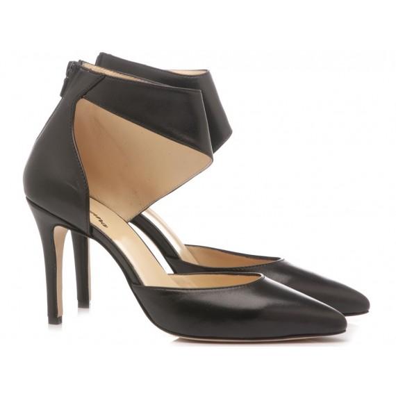 What For Women's Shoes Decollete Black DE1150