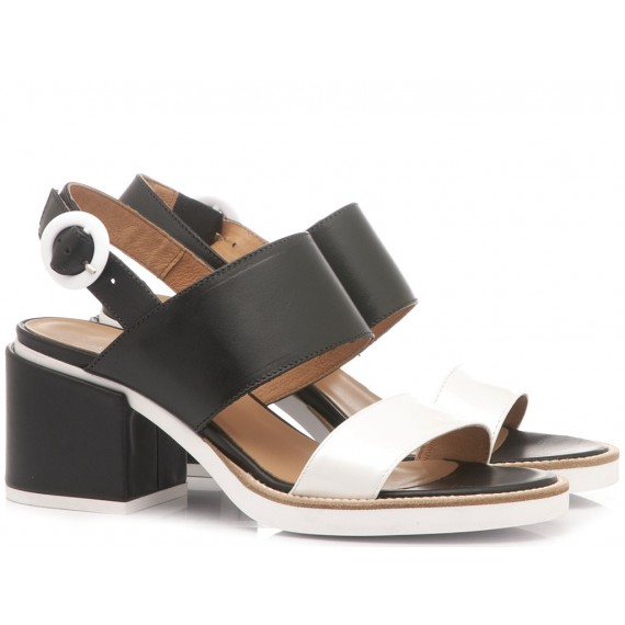 Janet Sport Women's Shoes-Sandals Petra Black 43837