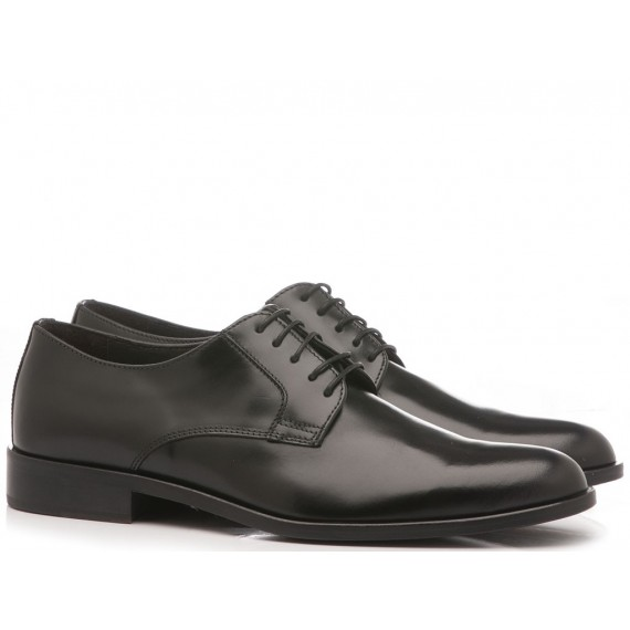 Marco Ferretti Men's Shoes Old Cordoba Black