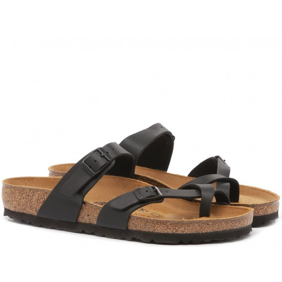 Birkenstock Women's Sandals Mayari Black
