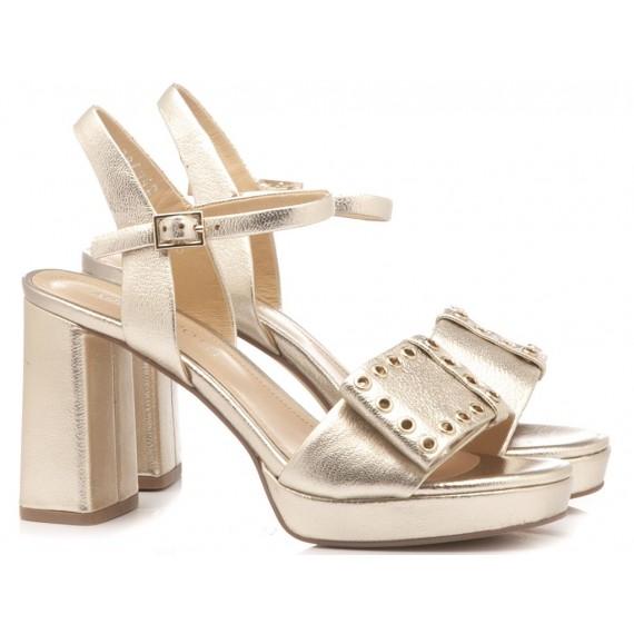 Adele Dezotti Women's Sandals AV2902N Platinum