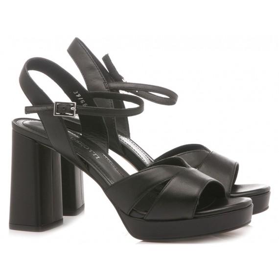 Adele Dezotti Women's Sandals AV2900N Black