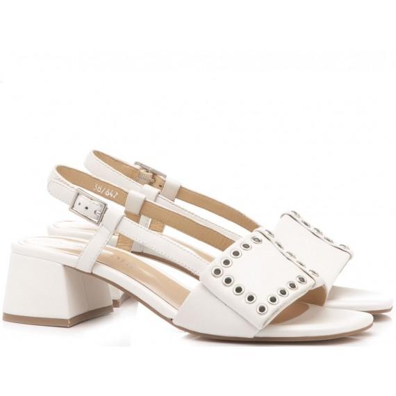 Adele Dezotti Women's Sandals AV0702N White