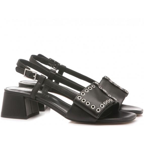 Adele Dezotti Women's Sandals AV0702N Black