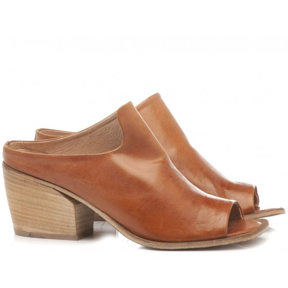 History 541 Women's Sabot EMARATEX16 Brown