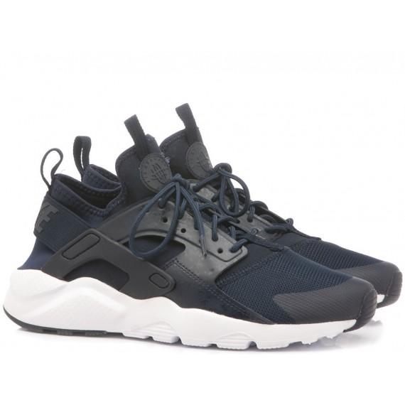 Nike Sneakers Bambini Huarache Run Ultra GS Blu