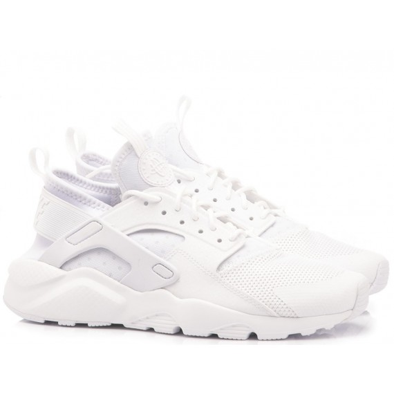 Nike Sneakers Bambini Air Huarache Run Ultra (GS) White