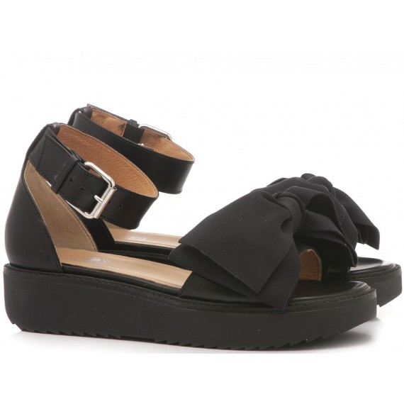Janet Sport Women's Shoes-Sandals Black 43912