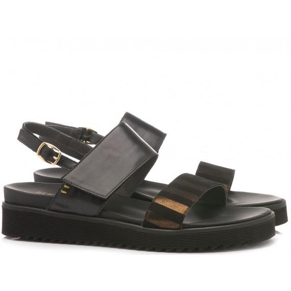 Benvado Women's Sandals Lilly Black