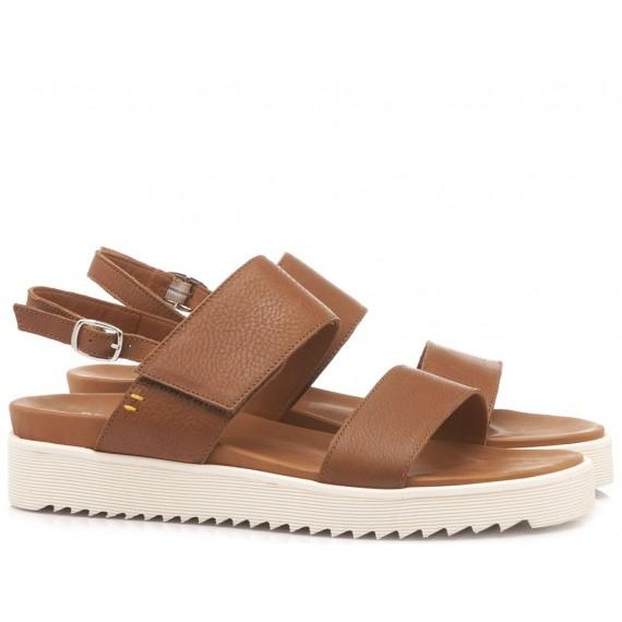 Benvado Women's Sandals Lilly Brown