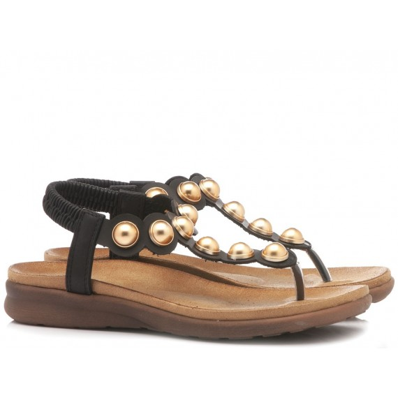 Exé Women's Sandals BZD83587-H4 Tan