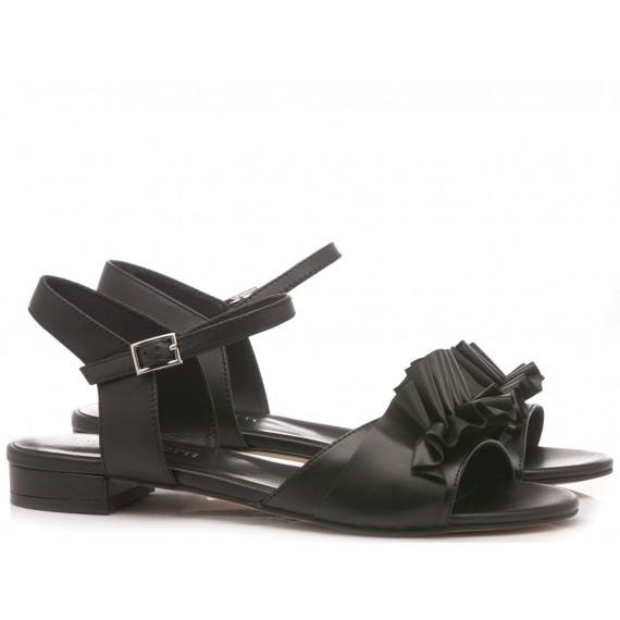 Adele Dezotti Women's Sandals AV0100N Black