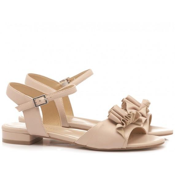 Adele Dezotti Women's Sandals AV0100N Nude