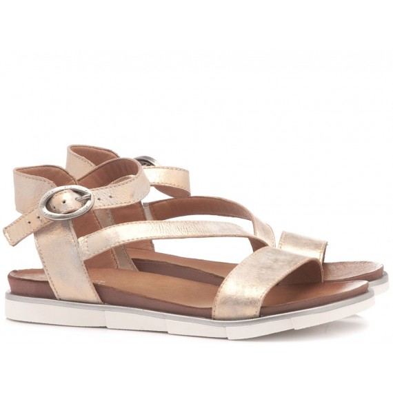 Cuir Veau Women's Sandals 740019 Pink
