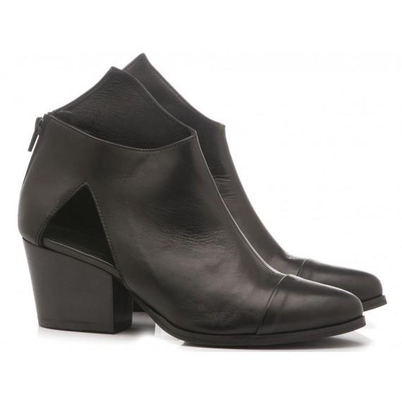 Metisse Women's Ankle Boots FL234C Black