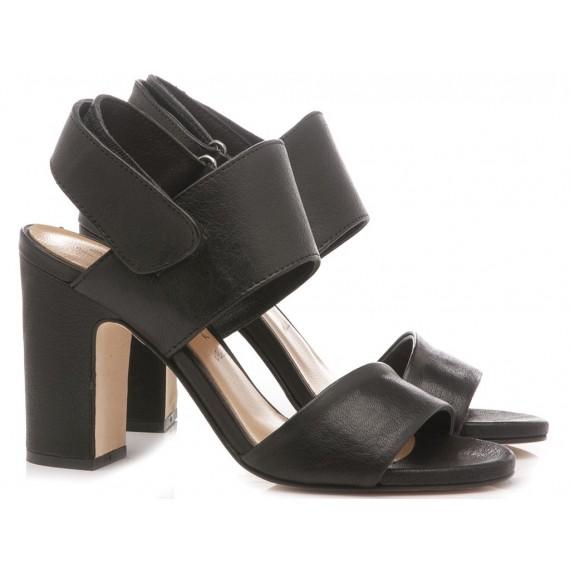 Salvador Ribes Women's Sandals Marta 2 Black