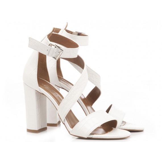 Les Autres Women's Shoes Leather White 1006