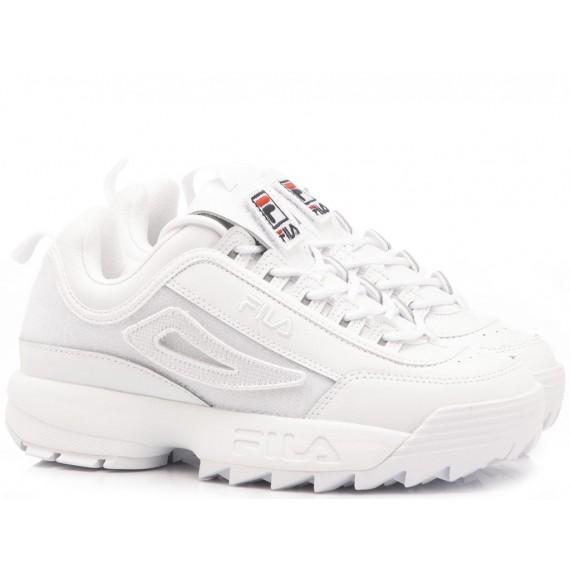 Fila Women's Sneakers Distruptor II Patches WMN SFM00538.100