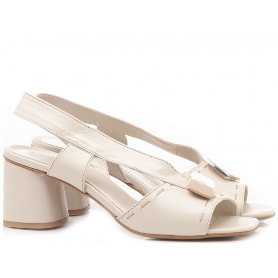 Kammi Women's Shoes Sandals 1558 Beige