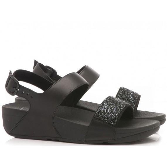 Fitflop Sandalo Zeppa Black