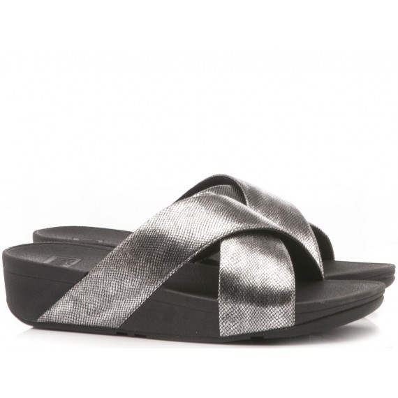 Fitflop Women's Sandals Lualu Black