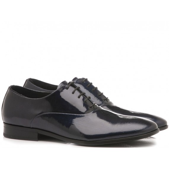 Eveet Men's Classic Shoes Canapa Blu 19414