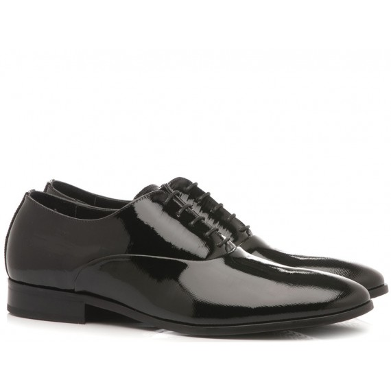Eveet Men's Classic Shoes Canapa Black 19414