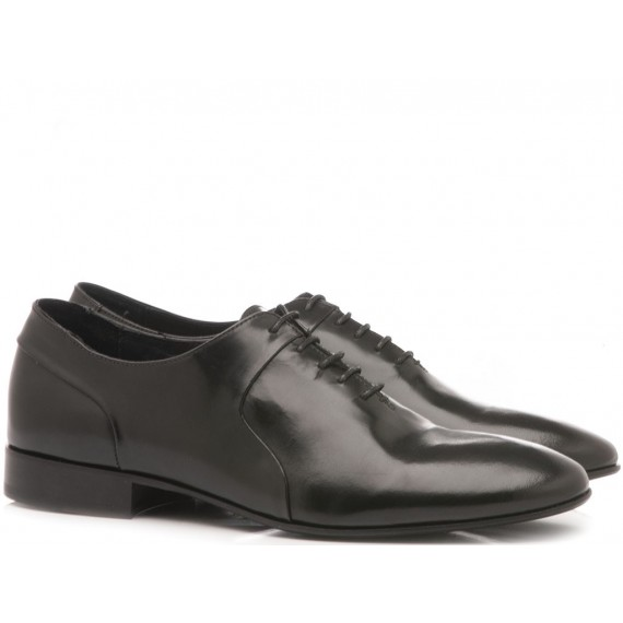 Eveet Men's Classic Shoes Rex Black 19408