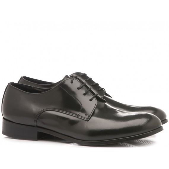 Eveet Men's Classic Shoes Rex Black 19422