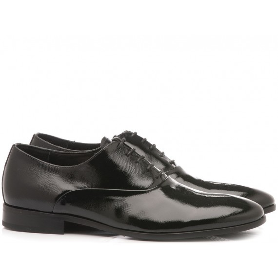 Eveet Men's Classic Shoes Safy Black 19414