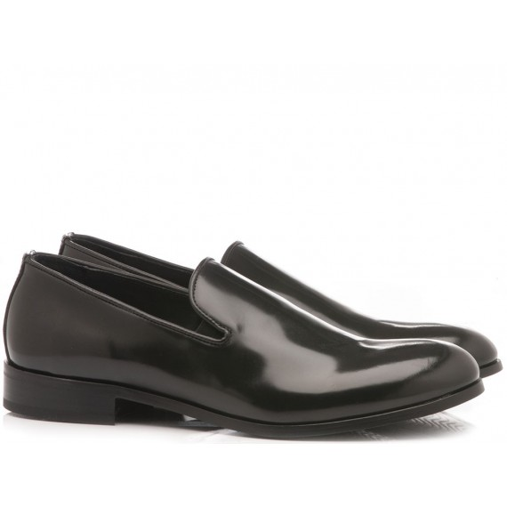 Eveet Men's Loafers Shoes Rex Black 19421
