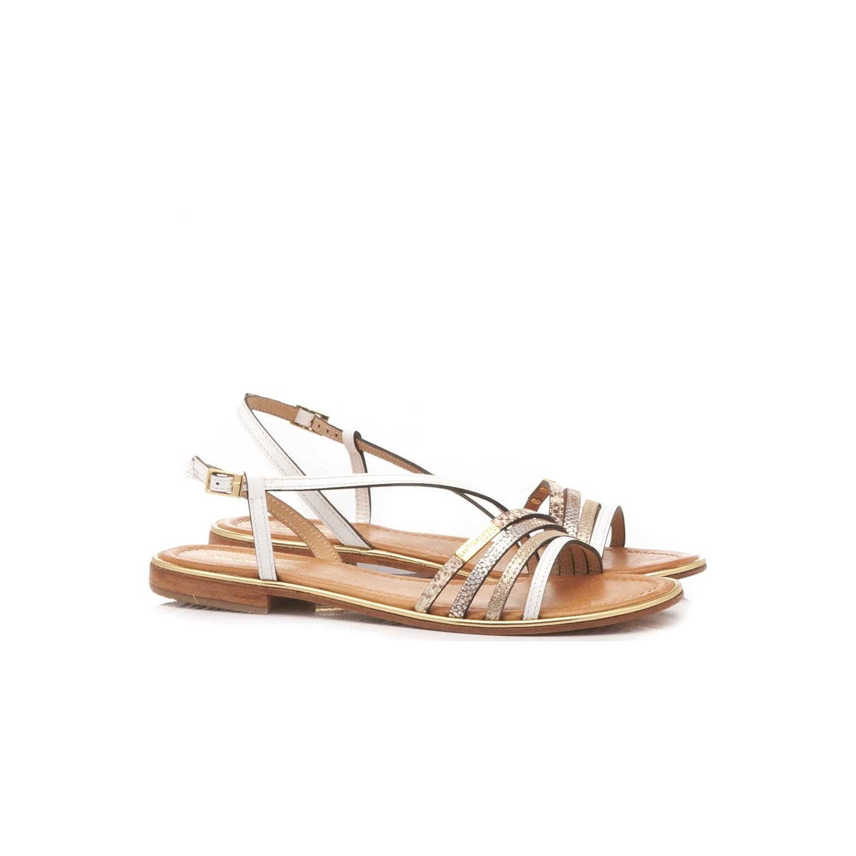 Les Tropeziennes Women S Sandals Holidays White