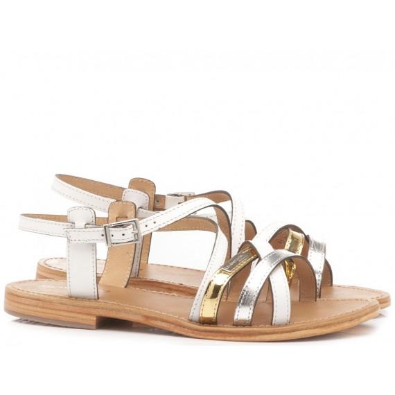 Les Tropeziennes Women's Sandals Hapax White