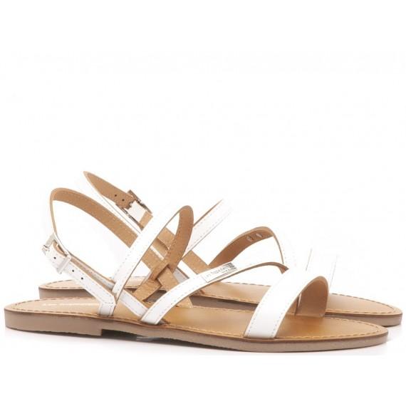 Les Tropeziennes Women's Sandals Baden White