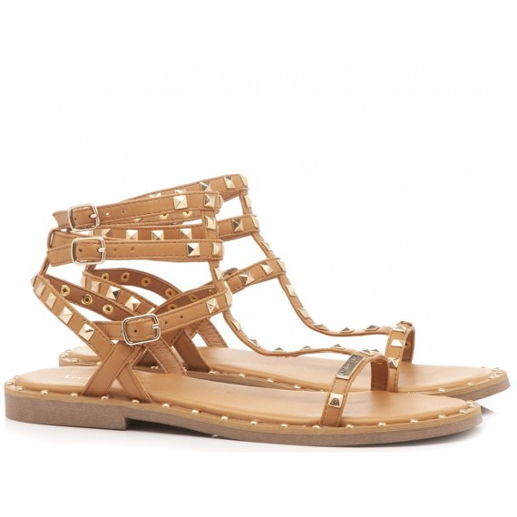 Les Tropeziennes Women's Sandals Cassie Brown