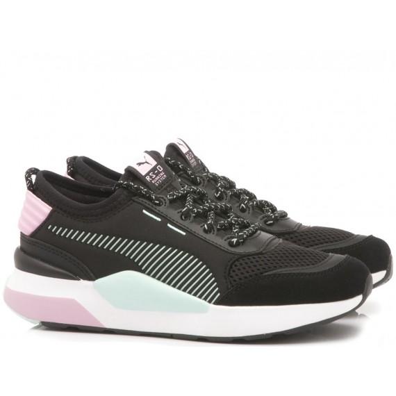 Puma Sneakers Bambina Rs-0 Winter Inj Toys PS Black
