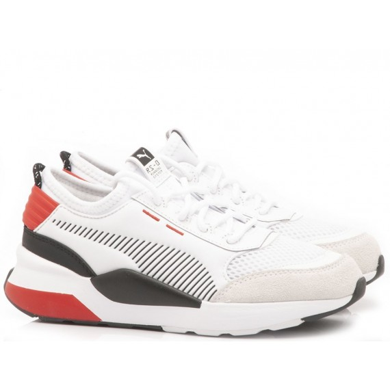 Puma Sneakers Bambina Rs-0 Winter Inj Toys PS White