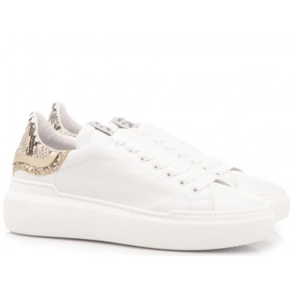 Méliné Sneakers Donna Bianco NON236