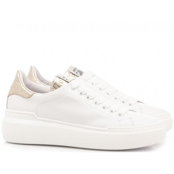 Méliné Sneakers Donna Bianco NON61
