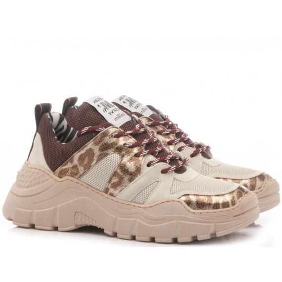 Méliné Sneakers Donna Nudo PR407