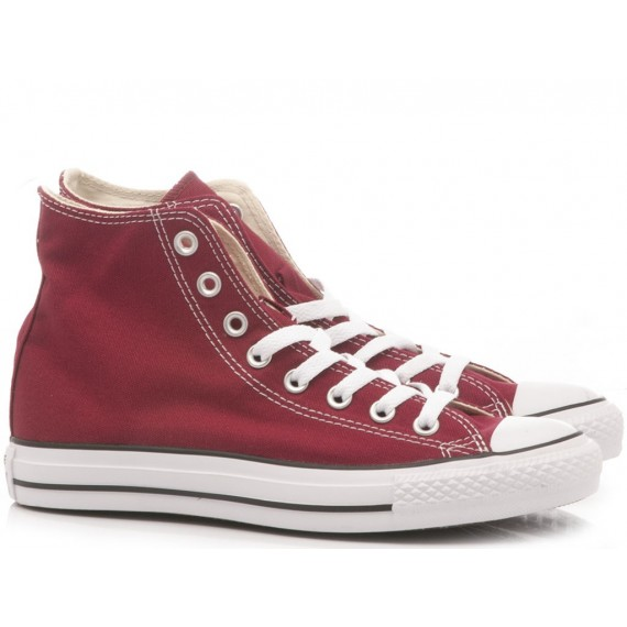 Converse All Star Men's High Sneakers HI Maroon M9613C