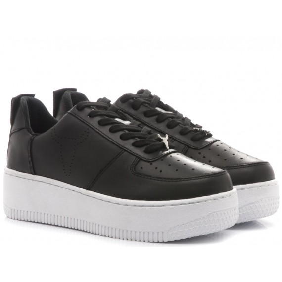 Windsor Smith Women's Sneakers Racerr Black